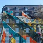 Окраска фасада в современном стиле