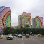 окраска фасадов композиция