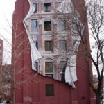 покраска невысоких фасадов в необычном стиле 4