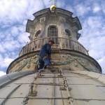 1 Реставрация церкви