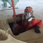 Высотные работы с повышенной опасностью