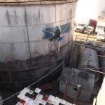 Помывка с применение Karcher