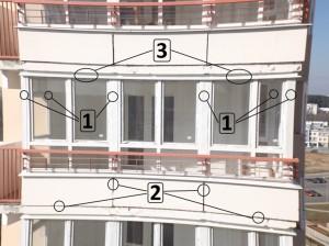 утепление балконов и устранение плесени